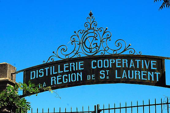 Coopérative distillerie de St Laurent